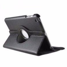 Giá Bao da dành cho iPad 2 3 4 Xoay 360 - Lopez Cute (Màu đen)