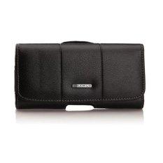 Bao Da Đeo Lưng Nuoku Cho Samsung Galaxy S7 Edge Đen Rẻ