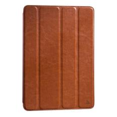 Mã Khuyến Mại Bao Da Mịn Hoco Leather Series Cho Ipad Pro 9 7Inch Nau Rẻ