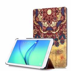 Bao da Samsung Galaxy Tab E 9.6'' SM-T561 họa tiết hoa văn (Totem)