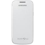 Giá Bán Bao Da Samsung S4 Mini Galaxy Flipcover Trắng Mới Nhất