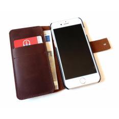 Giá Bán Bao Da Thật Danh Cho Iphone 7 Ldd0030 Oem Hà Nội