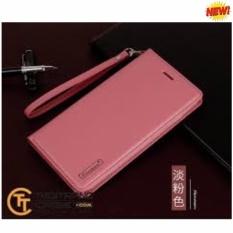 Bán Bao Da Vi Cầm Tay Cho Samsung Galaxy S8 Hiệu Hanman Tặng Kinh Cường Lực Full Mới