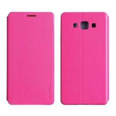 Bao Da X Level Cho Samsung Galaxy Grand Prime Viền Silicone Hồng Mới Nhất