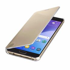 Giá Bán Bao Gập Clear View Cover Galaxy A7 2016 Vang Anh Kim Mới