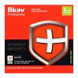 Bkav Pro Internet Security 1 Thẻ 1 Năm Rẻ