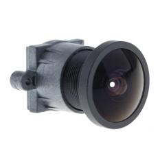 Black Camera Lens 170 Wide Angle 12Million Pixels For Sjcam Sj4000 To Sj9000 Intl Rbo Chiết Khấu 30