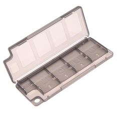 Dreamall Black Game Memory Card Holder Storage Case Box for PS Vita ER PSV - intl