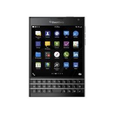 Ôn Tập Trên Blackberry Passport 32Gb Đen Hang Phan Phối Chinh Thức