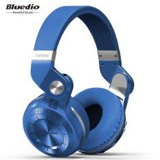 Giá Bán Bluedio T2 Turbine 2 Bluetooth Tai Nghe 4 1 Thẻ Sd Kem Mic Xanh Dương Quốc Tế Trong Trung Quốc
