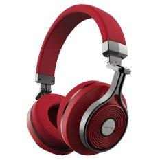 Bán Mua Trực Tuyến Bluedio T3 Turbine 3Rd Tai Nghe Stereo Extra Bass Khong Day Bluetooth 4 1 Đỏ Quốc Tế