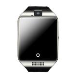Bluetooth 3 Cảm Ứng Man Hinh Đồng Hồ Đeo Tay Thong Minh Theo Doi Gsm Cuộc Gọi Điện Thoại Hỗ Trợ Sim Thẻ Tf 2 M Pixels Camera Cho Android 4 3 Hoặc Tren Điện Thoại Di Động Samsung Galaxy S6 Edge S5 Sony Lg Bạc Quốc Tế Trung Quốc Chiết Khấu 50