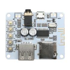 Hình ảnh Bluetooth Audio Receiver Module USB TF/SD Card Decoding Board Preamp Output - intl