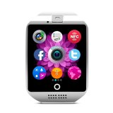 Giá Bán Bluetooth Thong Minh Q18 Man Hinh Cảm Ứng Day Sim Camera Facebooks Twitter Đồng Hồ Thong Minh Smartwatch Hỗ Trợ Sim Thẻ Tf Cho Apple Ios Điện Thoại Android Quốc Tế Mới Rẻ