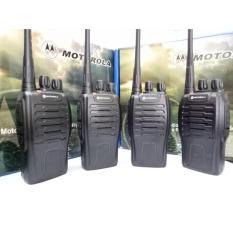 Hình ảnh Bộ 04 máy bộ đàm Motorola GP668 plus + 04 tai nghe