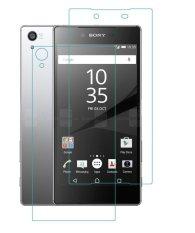 Giá Bán Bộ 1 Miếng Dan Kinh Cường Lực 2 Mặt Sony Xperia Z1 Glass 2 Mặt Trước Sau None Mới