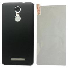 Chiết Khấu Bộ 1 Ốp Lưng Sần Va 1 Kinh Cường Lực Nillkin Cho Xiaomi Redmi Note 3 Đen Nillkin Trong Hà Nội