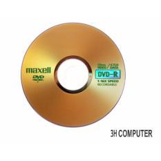 Hình ảnh BỘ 10 ĐĨA DVD MAXCELL 4.7G