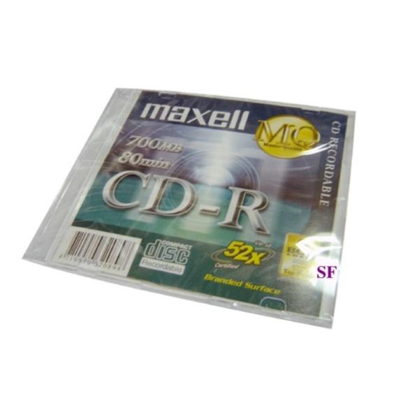 Bảng giá Bộ 10 đĩa trắng CD-R Maxell có vỏ Phong Vũ