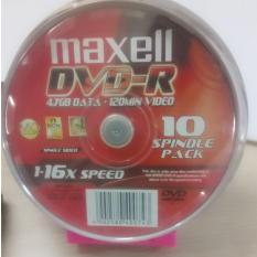 Chỗ nào bán Bộ 10 đĩa trắng DVD – R Maxell