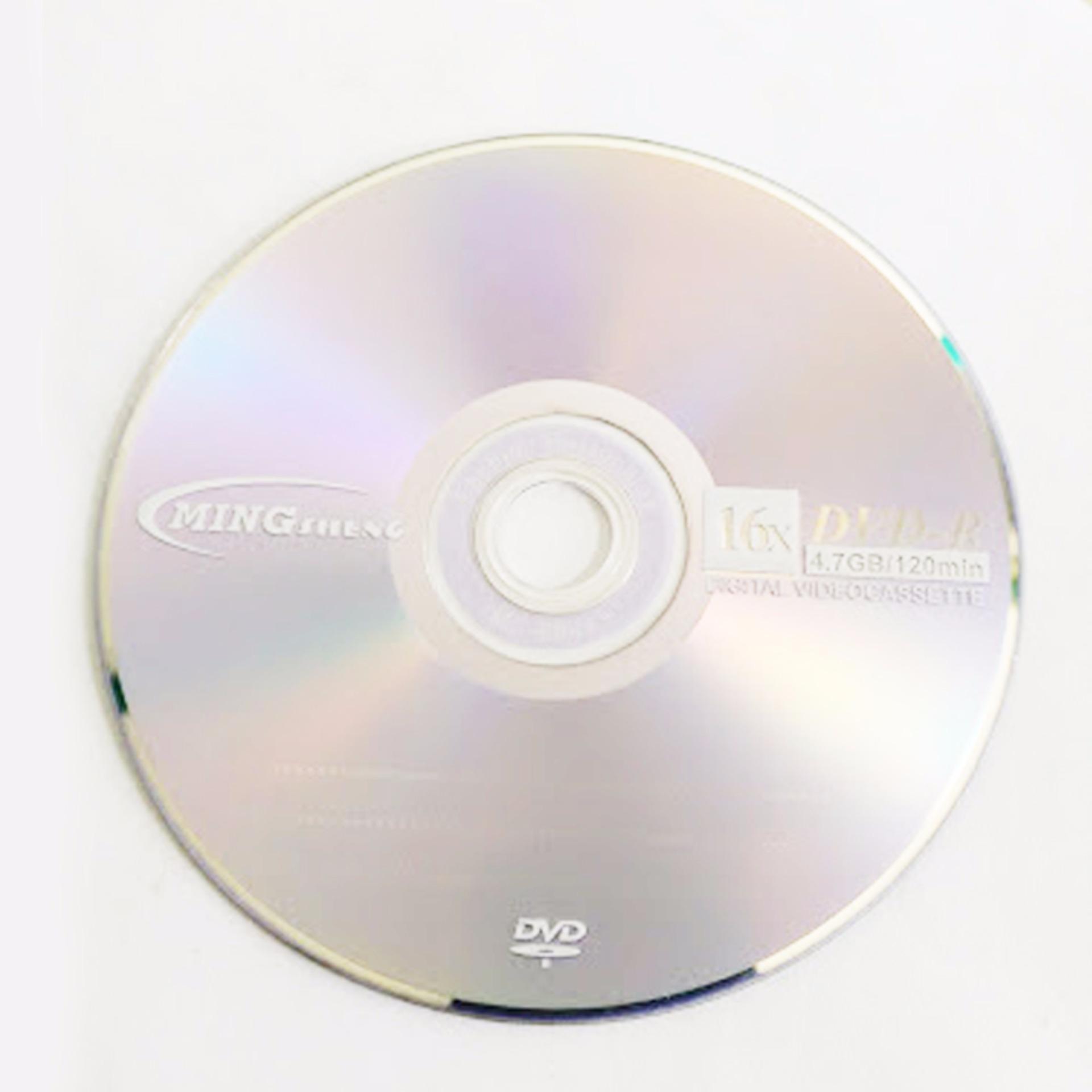 Nơi Bán Bộ 10 đĩa trắng MingSheng DVD-R 4.7GB