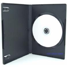 Nơi Bán Bộ 10 Hộp đựng đĩa CD DVD Hình chữ nhật LOẠI DÀY MÀU ĐEN(HỘP ĐỰNG 1 ĐĨA)