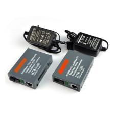 Giá Bán Converter Single Mode Htb3100Ab 100Mbps Bộ 2 Cai Mới