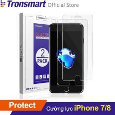 Bán Bộ 2 Kinh Cường Lực Tronsmart Gpi7 Bảo Vệ Man Hinh Cho Iphone 7 8 Hang Phan Phối Chinh Thức Trực Tuyến