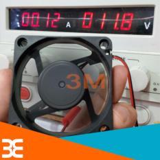 Hình ảnh Quạt tản nhiệt giá rẻ 4x4x1Cm 12VDC