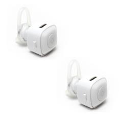 Bán Bộ 2 Tai Nghe Bluetooth Mini Nvpro V4 Trắng