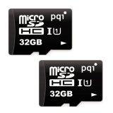 Giá Bán Bộ 2 Thẻ Nhớ 32Gb Tốc Độ Cao Up To 85Mb S Pqi Micro Sdhc Uhs1 Adapter Đen Trực Tuyến Vietnam
