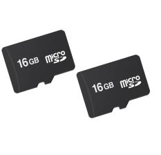 Mã Khuyến Mại Bộ 2 Thẻ Nhớ Micro Memory Card Sd 16Gb Đen Accessory