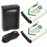 Mua Bộ 2 Vien Pin Va Sạc Wasabi Cho Sony Np Bx1 Trắng Wasabi Power