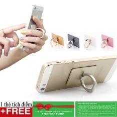 Bộ 3 giá đỡ điện thoại chiếc nhẫn Ring + Tặng kèm 1 thẻ tích điểm tại gian hàng Trangstore