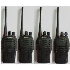 Hình ảnh Bộ 4 bộ đàm chất lượng cao Motorola GP668 (BN2)