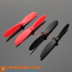 Hình ảnh Bộ 4 cánh máy bay 55mm Siêu Bền ( 2 Thuận, 2 Nghịch )