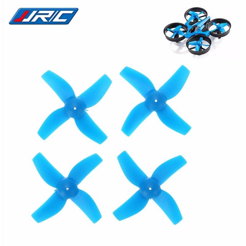 Bộ 4 cánh quạt (phụ tùng thay thế) cho máy bay JJRC H36 Drone Quadcopter (Xanh dương)