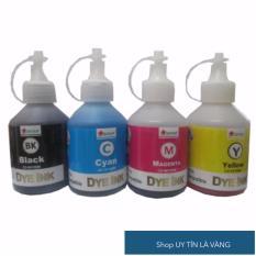 Hình ảnh Bộ 4 màu mực dùng cho máy in phun màu CANON PIXMA IP2770