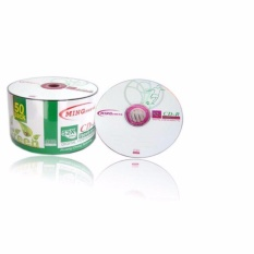Hình ảnh Bộ 50 cái đĩa trắng CD Mingsheng 52x