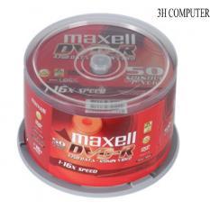 Hình ảnh BỘ 50 ĐĨA TRẮNG DVD MAXCELL