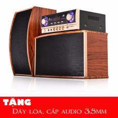 Bán Bộ Amply Va Đoi Loa Karaoke Hat Cực Đỉnh Nghe Cực Hay Kết Nối Bluetooth Trực Tuyến Trong Vietnam