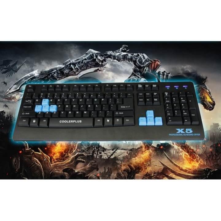 Bộ bàn phím và chuột COOLERPLUS X5