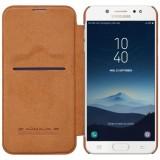 Giá Bán Bộ Bao Da Nillkin Qin Cho Samsung Galaxy J7 Plus Tặng Kinh Cường Lực Trực Tuyến Hà Nội
