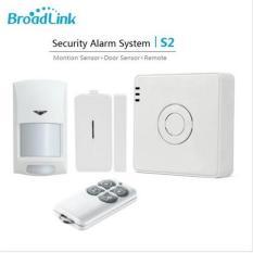 Hình ảnh bộ báo động chống trộm Broadlink S2