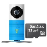 Mua Bộ Camera Giam Sat Ip Clever Dog Va Thẻ Nhớ Sandisk Microsdhc 32Gb Rẻ Vietnam