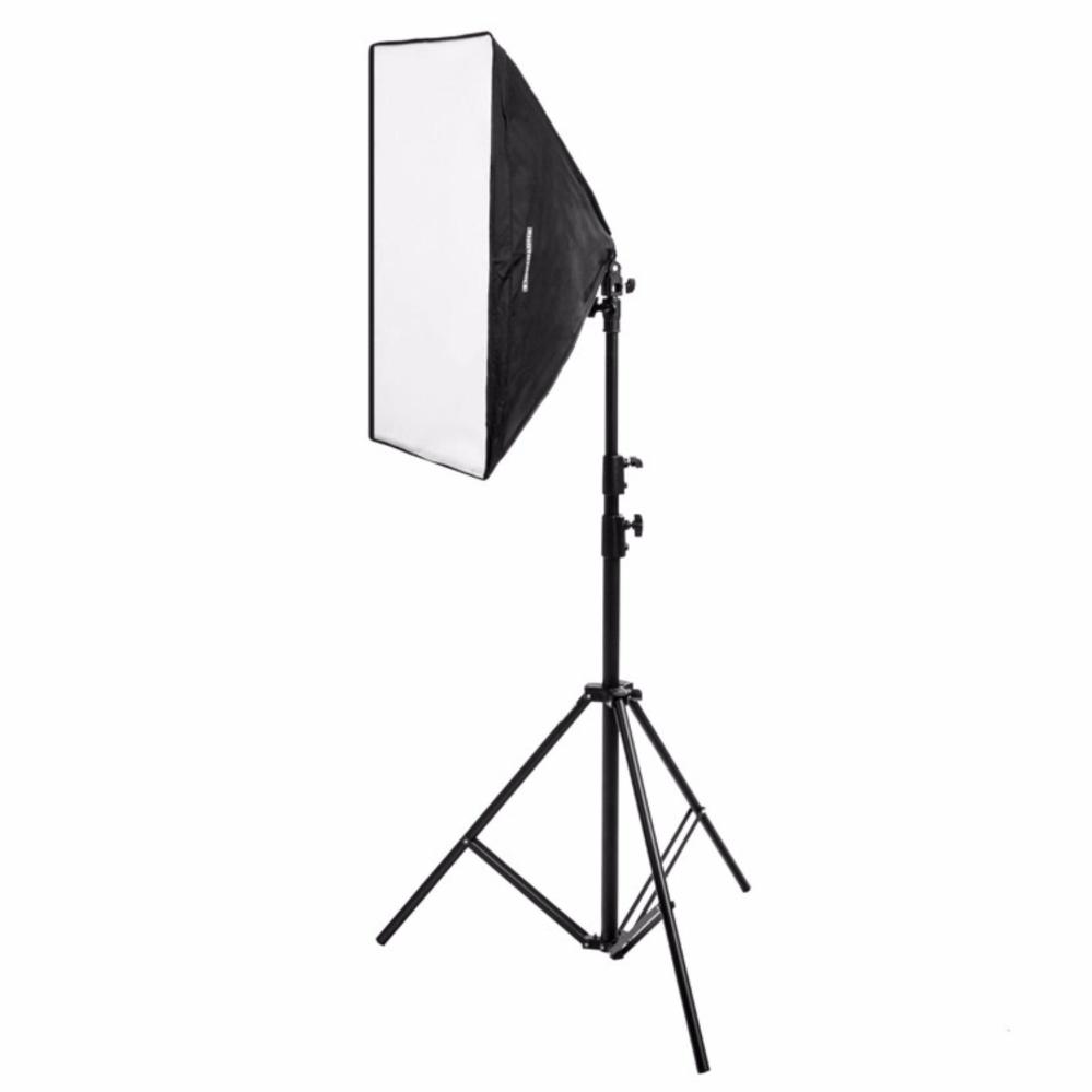 Bộ Chân Đèn Softbox Chụp Sản Phẩm E27 50X70Cm