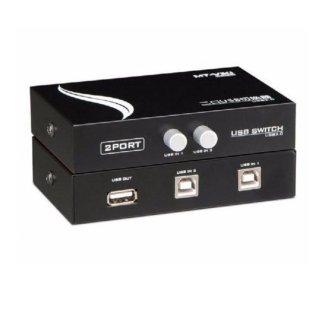 Bộ chia 2 máy tính dùng chung 1 máy in Switch USB MT-VIKI (Đen) thumbnail