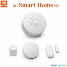 Bán Bộ Chống Trộm Thong Minh Xiaomi Mi Smart Home Kit Trắng Trong Hồ Chí Minh