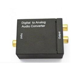 Hình ảnh Bộ chuyển âm thanh ngõ ra TV 4K optical to audio AV ra amply Gia Bách