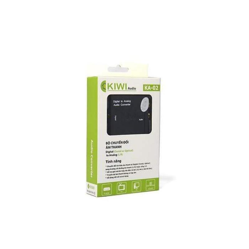 Bộ chuyển đổi quang âm thanh tiếng to (Converter) Kiwi KA-02